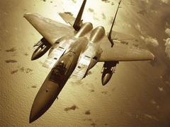 Пазлы онлайн. Картинка №115: Стальной орел . Размер картинки: 640х480