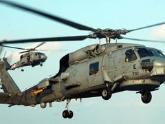 Пазлы онлайн. Картинка №308: Вертолетный патруль . Размер картинки: 640х480
