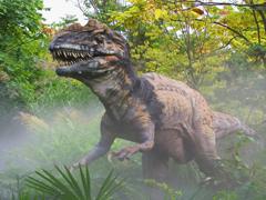 Пазлы онлайн. Картинка №65: Король диназавров . Размер картинки: 640х480