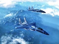 Пазлы онлайн. Картинка №700: Воздушный океан . Размер картинки: 640х480