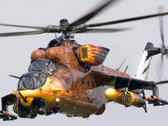 Пазлы онлайн. Картинка №784: Вертолетный тюнинг . Размер картинки: 640х480