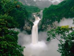 Пазлы онлайн. Картинка №817: Ниагарский водопад . Размер картинки: 640х480