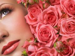 Пазлы онлайн. Картинка №824: Розовая принцесса . Размер картинки: 640х480