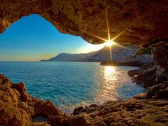 Пазлы онлайн. Картинка №830: Тайная пещера . Размер картинки: 640х480