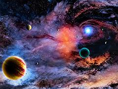 Пазлы онлайн. Картинка №890: Центр вселенной . Размер картинки: 640х480