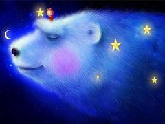 Пазлы онлайн. Картинка №927: Звёздная медведица . Размер картинки: 640х480