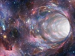 Пазлы онлайн. Картинка №947: Космический портал . Размер картинки: 640х480