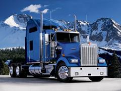 Пазлы онлайн. Картинка №472: Альпийский грузовик . Размер картинки: 640х480
