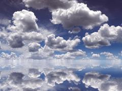Пазлы онлайн. Картинка №58: Небесный горизонт . Размер картинки: 640х480