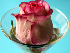 Пазлы онлайн. Картинка №740: Розовый напиток . Размер картинки: 640х480
